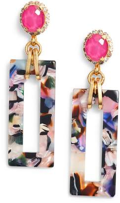 Elizabeth Cole Gaylen Drop Earrings