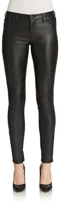 Blank Nyc Faux Leather Skinny Pants $98 thestylecure.com