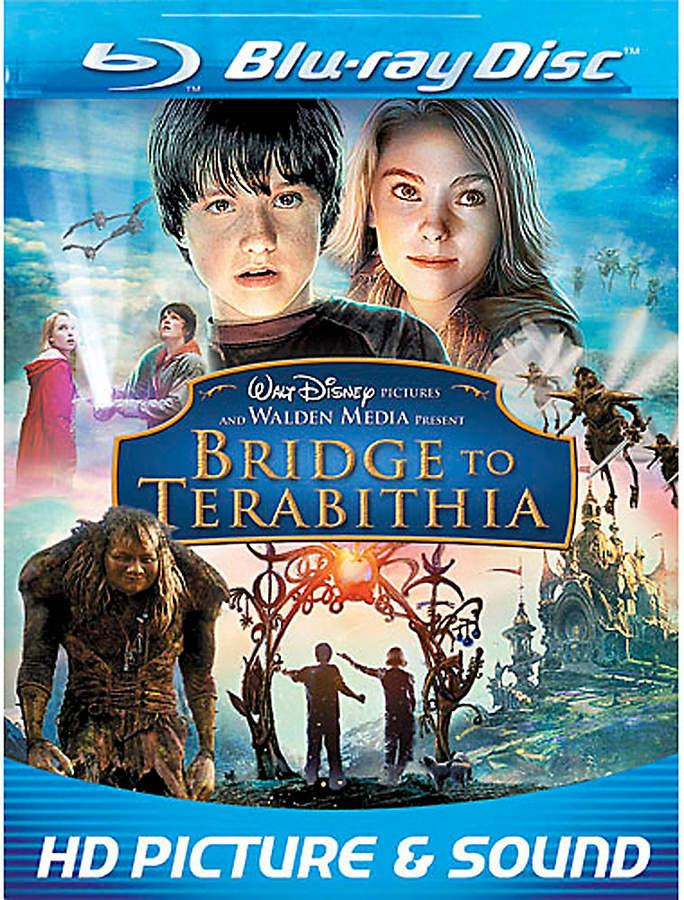 Disney Bridge To Terabithia Blu-ray