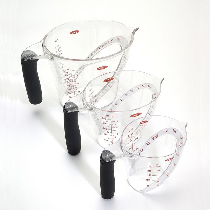 OXO Good Grips Angled Measuring Cup Set