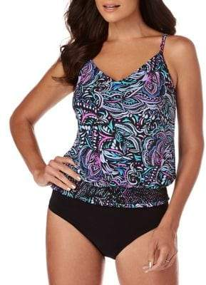 Miraclesuit Magic Suit by Justina Gypsy Tankini