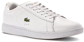 Lacoste Women's Carnaby Evo Mid G316 2 Fashion Sneaker $57 thestylecure.com