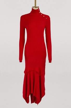 Stella McCartney Wool midi dress