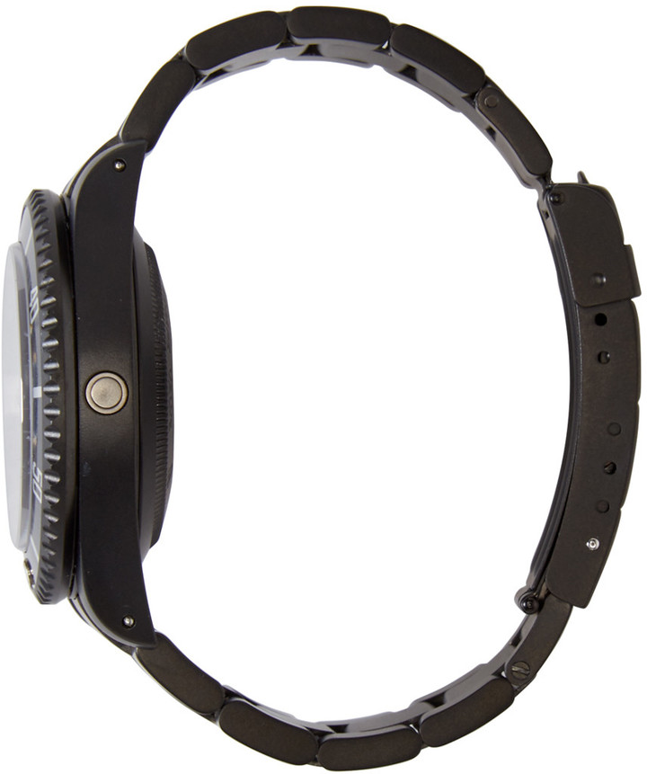 Black Limited Edition Matte Black Limited Edition Rolex Sea Dweller Watch 5