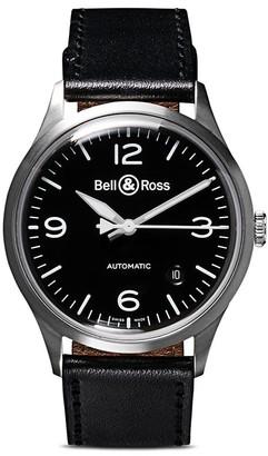 Bell & Ross BR V1-92 Black Steel 38.5mm