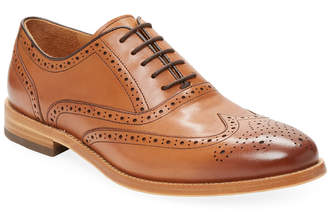 Warfield & Grand Wingtip Leather Oxford