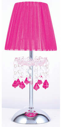 Tizz Touch Lamp in Pink