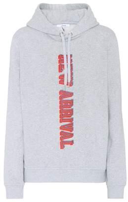 Ganni Exclusive to mytheresa.com – Lott Isoli cotton hoodie