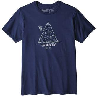 Patagonia Men's Hoofin' It Organic Cotton T-Shirt