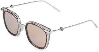 Moncler Women's Ml 0024-K 48Mm Polarized Sunglasses