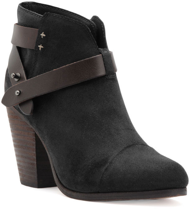 Rag and Bone Harrow Boot - Asphalt