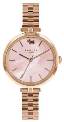 Radley Ladies Rose Gold 'St Dunstan's' Watch Ry4304
