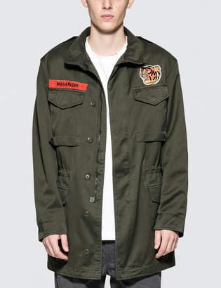 MHI Upcycled Austrian M65 Jacket