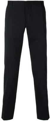 Entre Amis slim fit trousers