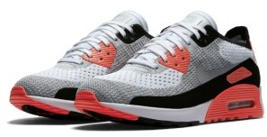 Women's Nike Air Max 90 Flyknit Ultra 2.0 Sneaker $160 thestylecure.com