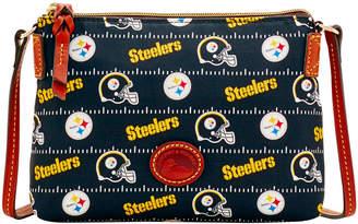 Dooney & Bourke Pittsburgh Steelers Nylon Crossbody Pouchette