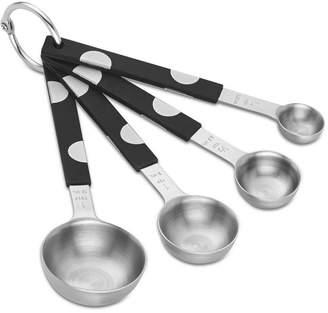 Kate Spade All in Good Taste Deco Dot Measuring Spoon Set
