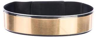 Stella McCartney Metallic Waist Belt