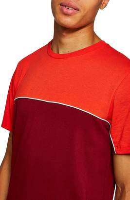Topman Colorblock T-Shirt