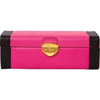 Prada Leather Clutch Purse