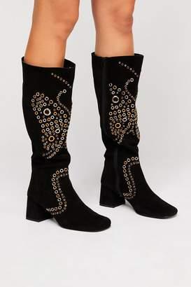 Jeffrey Campbell Monarch Heel Boot