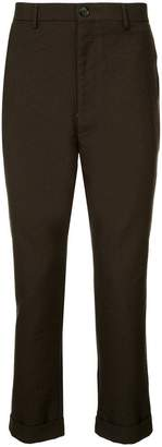 H Beauty&Youth pinstriped trousers
