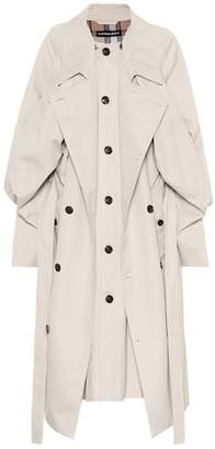 Y/Project Gabardine trench coat