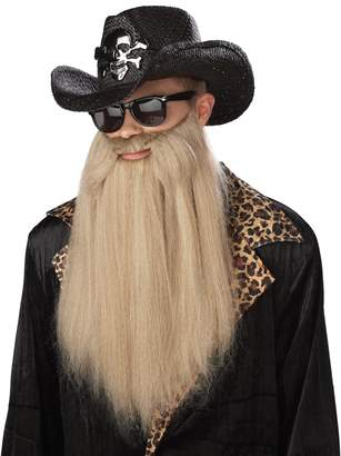 California Costumes Sharp Dressed Man Beard