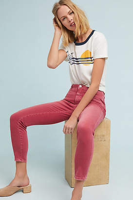 Closed Skinny Pusher Mid-Rise Ankle Jeans