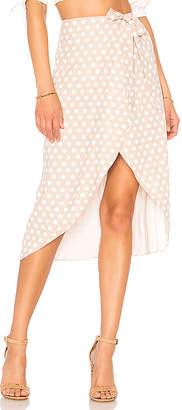 Majorelle Mia Midi Skirt