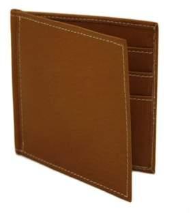 Piel Leather BI-FOLD MONEY CLIP WALLET
