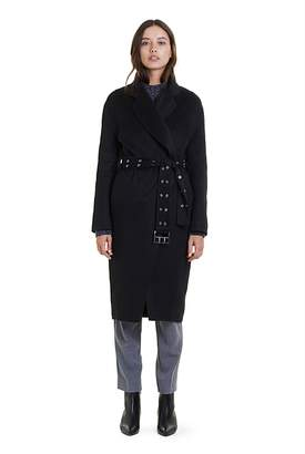Country Road Double Faced Wool Coat