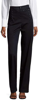 RED Valentino Azure Wide-Leg Pant