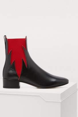 Francesco Russo Flat boots
