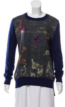 Preen by Thornton Bregazzi Printed Long Sleeve Top