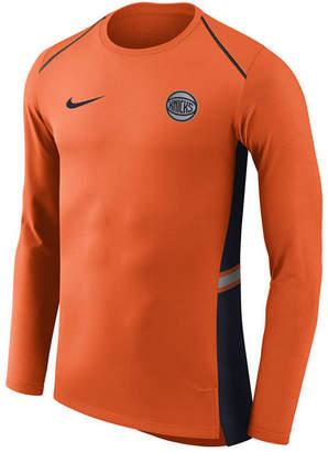 Nike Men's New York Knicks City Edition Shooting Shirt