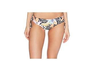 Luli Fama Buena Vista Reversible Drawstring Side Moderate Bottom Women's Swimwear