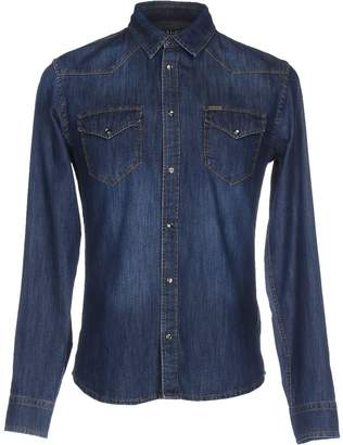 Liu Jo Denim shirts - Item 42578250KX