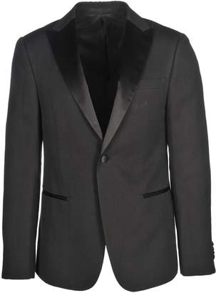 Ermenegildo Zegna Z Jaket Smoking 1 Botton