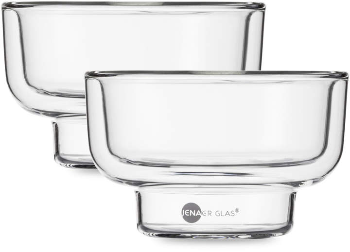 Zwiesel Kristallglas AG Jenaer Glas - Match Schale 160ml (2er-Set)