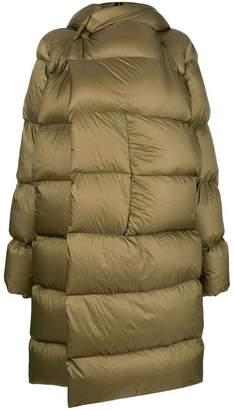 Rick Owens padded oversized coat