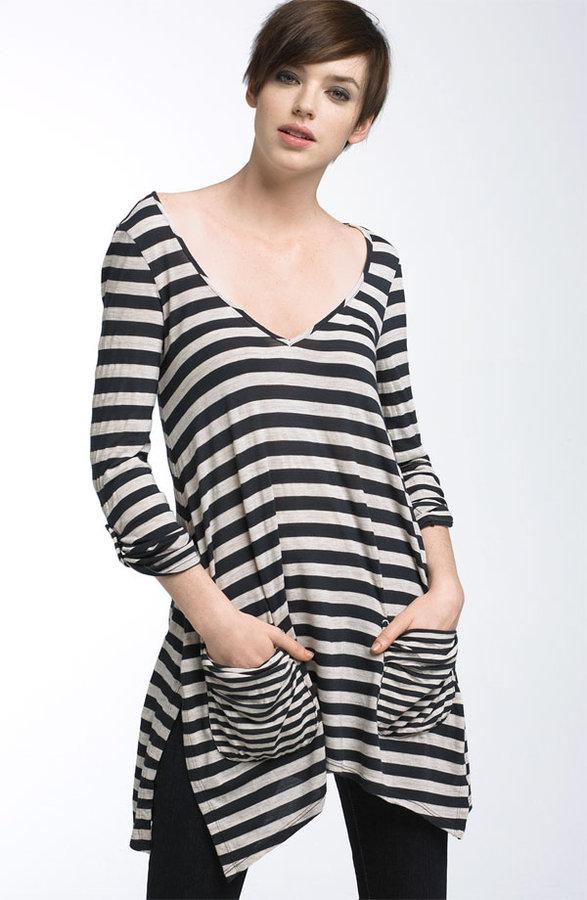 Ella Moss 'Ossie' Stripe Tunic