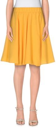 Cuplé Knee length skirts - Item 35285609MM