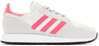 adidas Forest Grove J Lace-Up Trainers, Sizes 35 1/2-40
