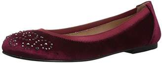 French Sole Women's Zealot Ballet Flat
