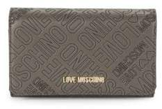 Love Moschino Embossed Logo Wallet