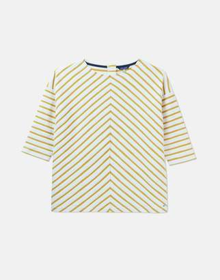 Joules 207507 Zip Back Sweatshirt