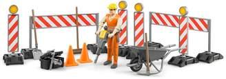 Bruder Construction Set & Figure