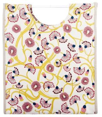 Charlotte Olympia Printed Canvas Tote