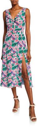 Altuzarra Rio Sleeveless Floral Dress